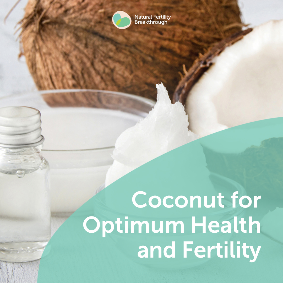 coconut bliss for optimum health and fertility