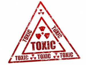 toxic chemicals are a hazard to your fertility
