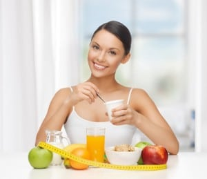 healthy diet and avoid toxins as infertility treatment