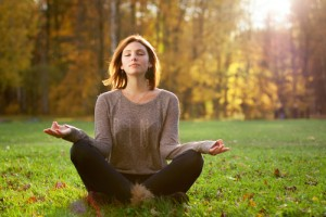 yoga as one of the emotional freedom technique