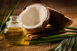Coconut Oil for Skin and Hair Care