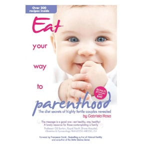 Eat Your Way To Parenthood by Gabriela Rosa