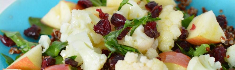 fertility food revolution Cauliflower Apple Salad