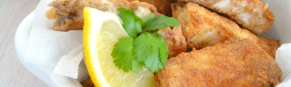 fertility food revolution Rustic Fish and Chips