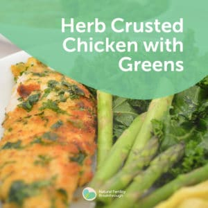 255-Herb-Crusted-Chicken-with-Greens