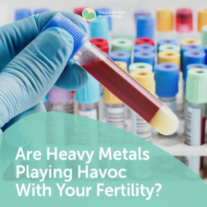 Are Heavy Metals Playing Havoc With Your Fertility? | Infertility