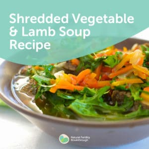 281-Shredded-Vegetable-Lamb-Soup-