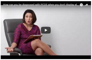 How can you be diagnosed with PCOS when dont display symptoms_Fertility Insights w Gabriela Rosa_Video Thumbnail
