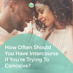 How often to have sex when trying to conceive images 41