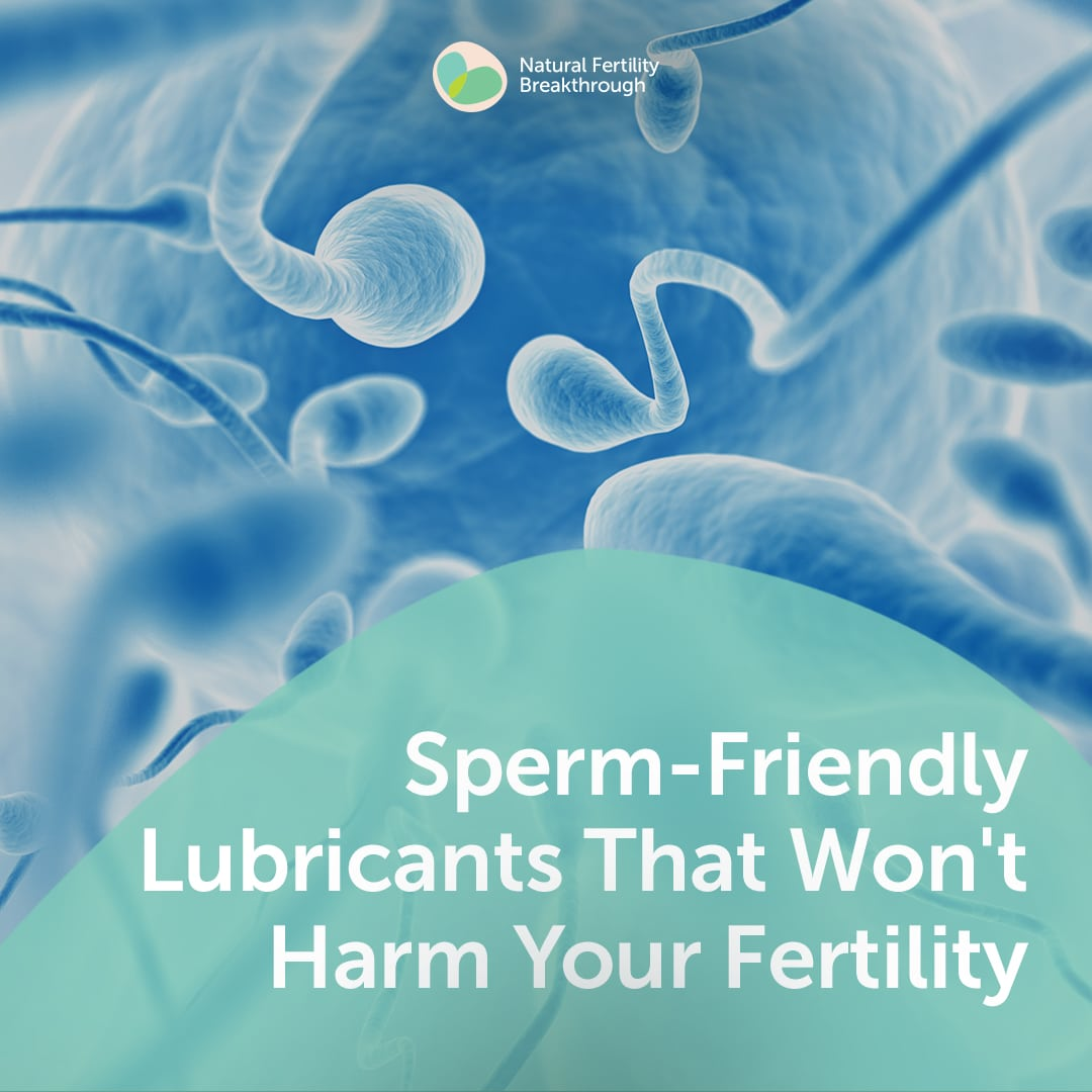 Can sperm survive in lubricants
